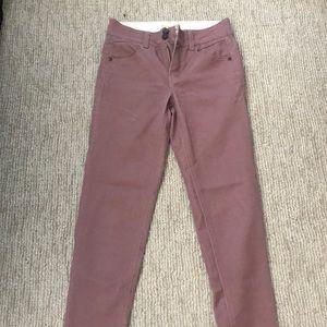 Light maroon Rewind Jeans